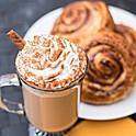 Icon Coffee Cinnamon Roll Latte